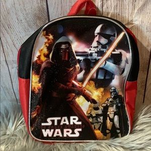 New small Star Wars backpack